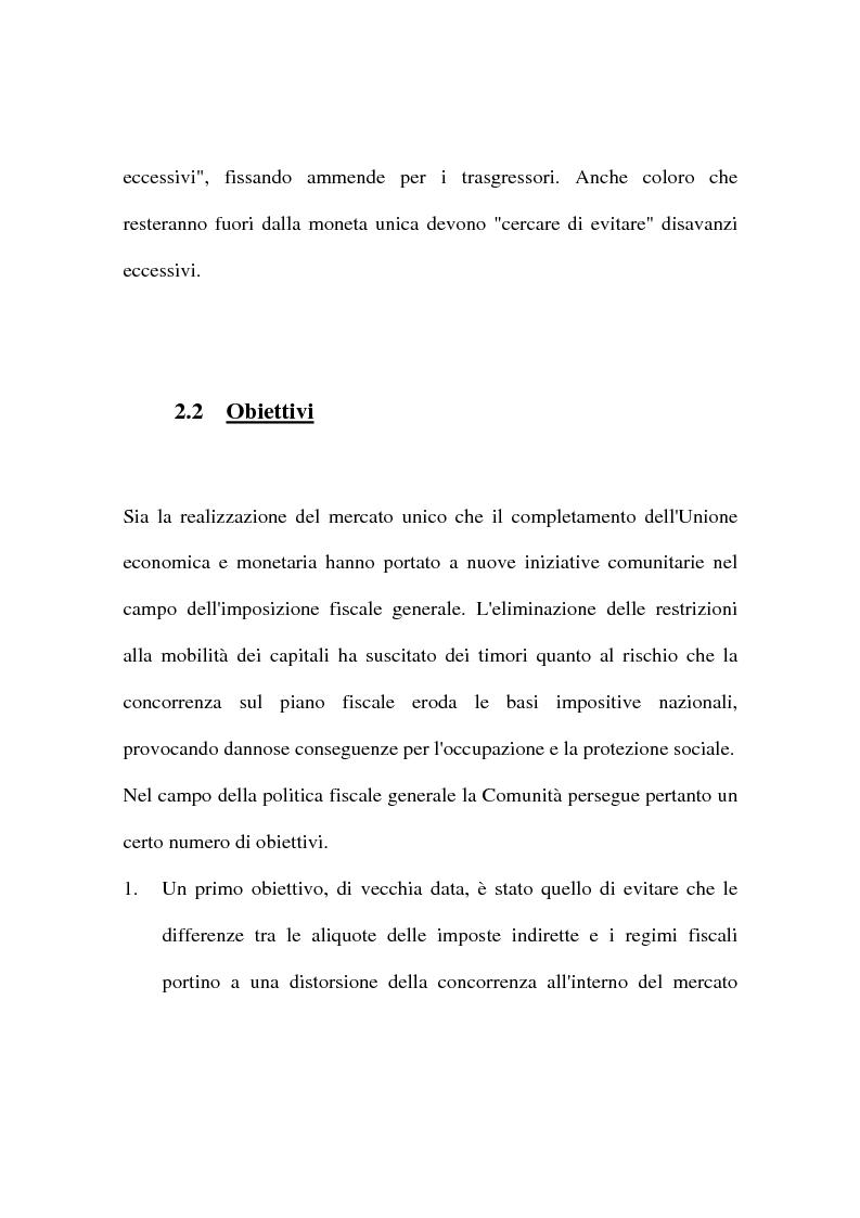 Anteprima della tesi: La concorrenza e la collaborazione fiscale (UE e OCSE), Pagina 7