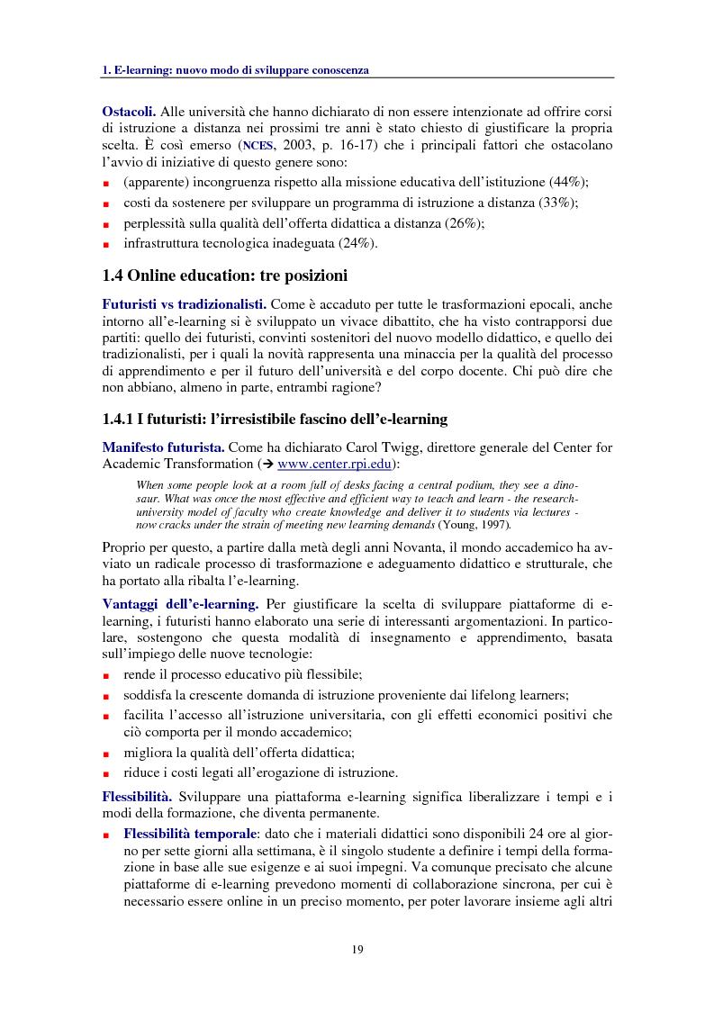 Anteprima della tesi: Socializzare la conoscenza: il progetto OpenCourseWare del MIT, Pagina 11