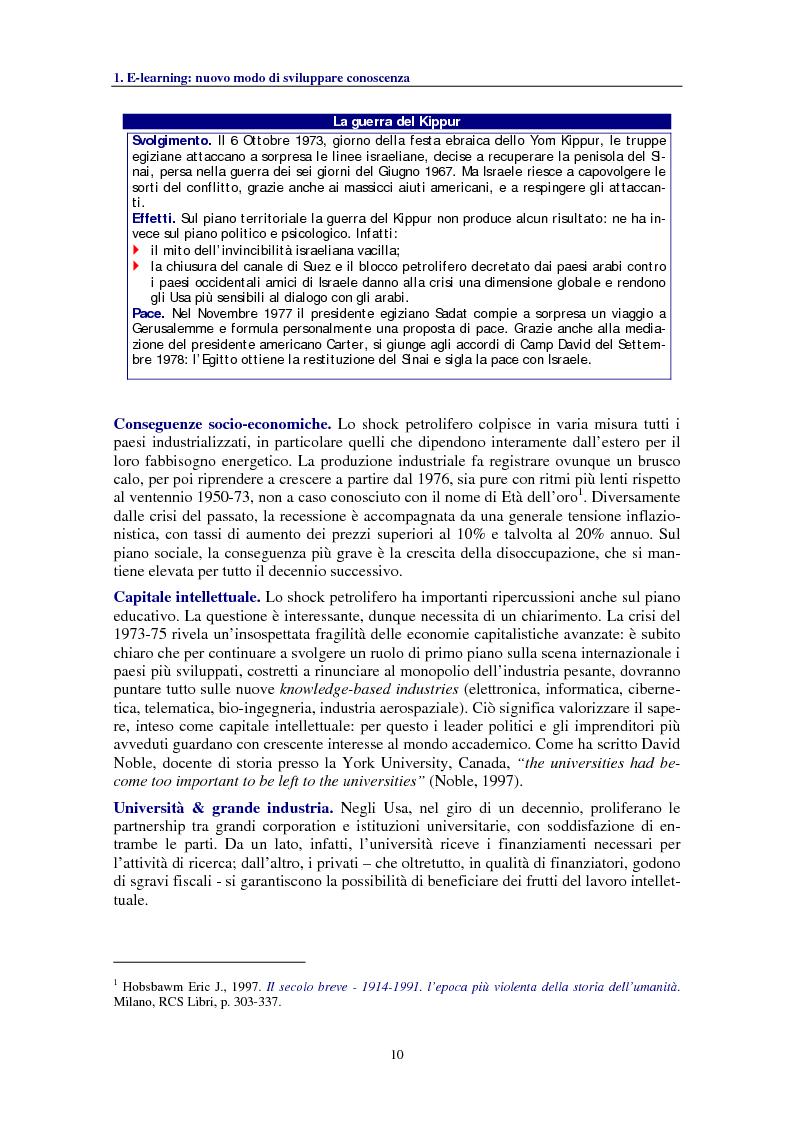Anteprima della tesi: Socializzare la conoscenza: il progetto OpenCourseWare del MIT, Pagina 2