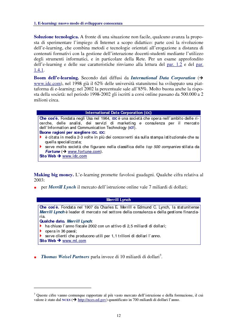 Anteprima della tesi: Socializzare la conoscenza: il progetto OpenCourseWare del MIT, Pagina 4