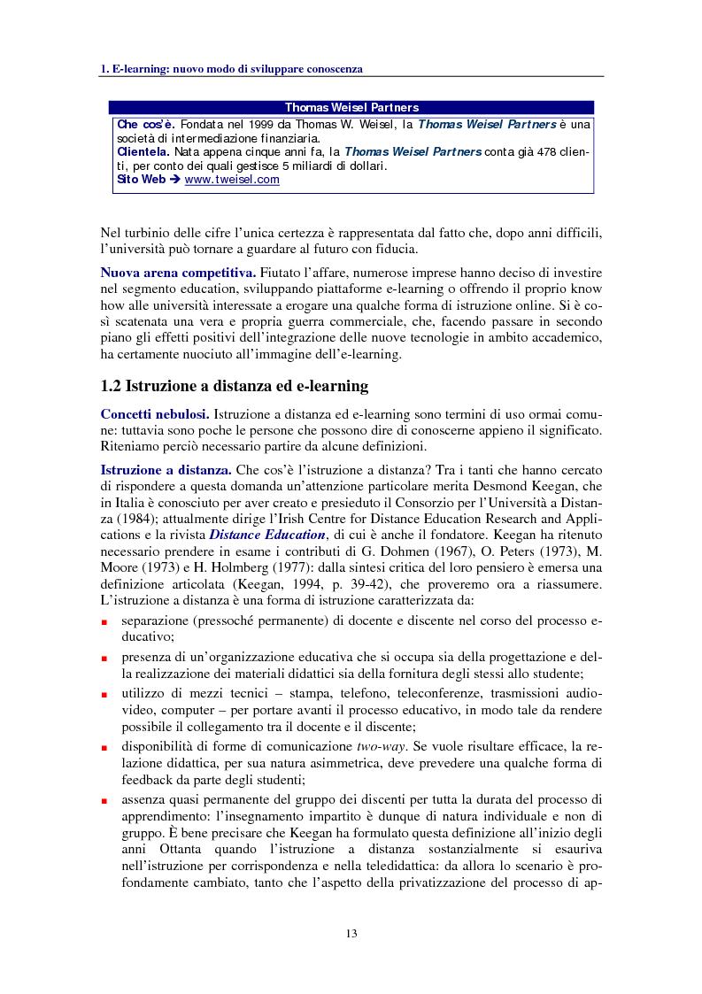 Anteprima della tesi: Socializzare la conoscenza: il progetto OpenCourseWare del MIT, Pagina 5