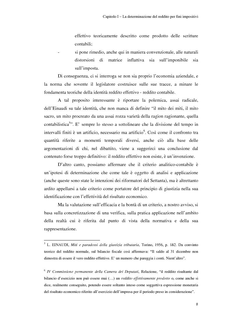Anteprima della tesi: Gli studi di settore: un trade-off tra semplicità amministrativa ed equità del prelievo, Pagina 4
