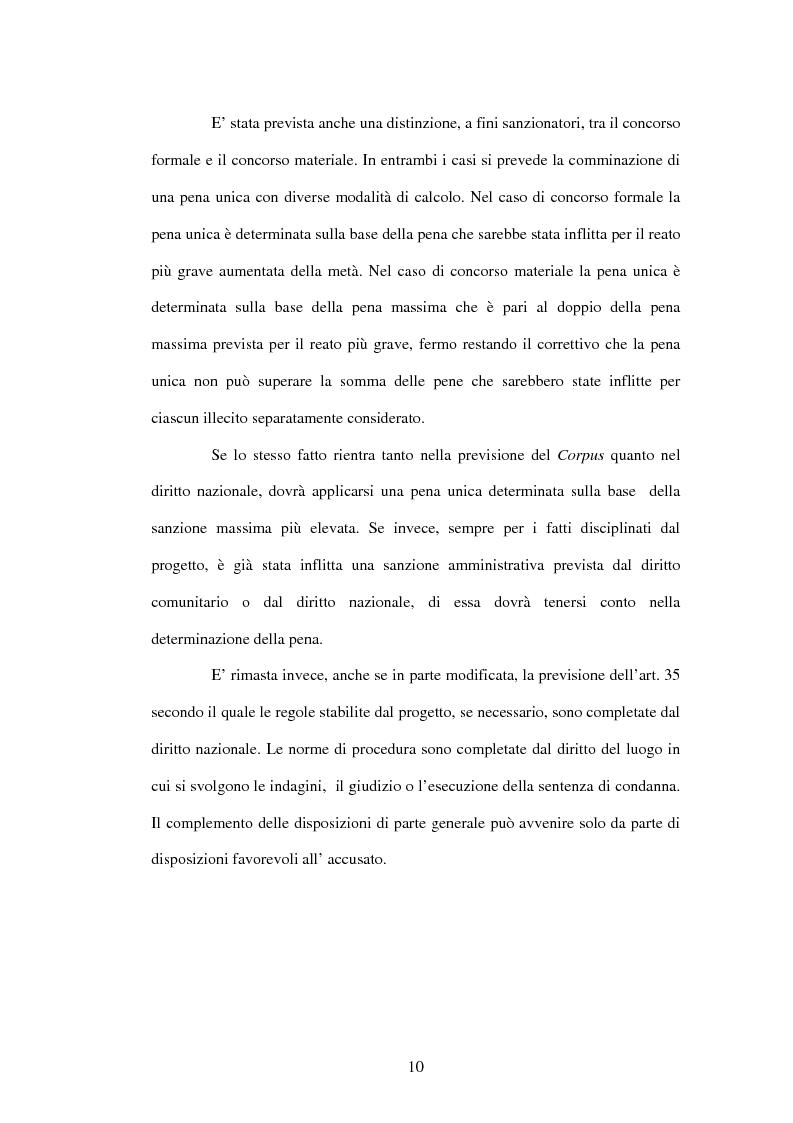 Anteprima della tesi: La cooperazione penale internazionale: profili di diritto sostanziale, Pagina 10