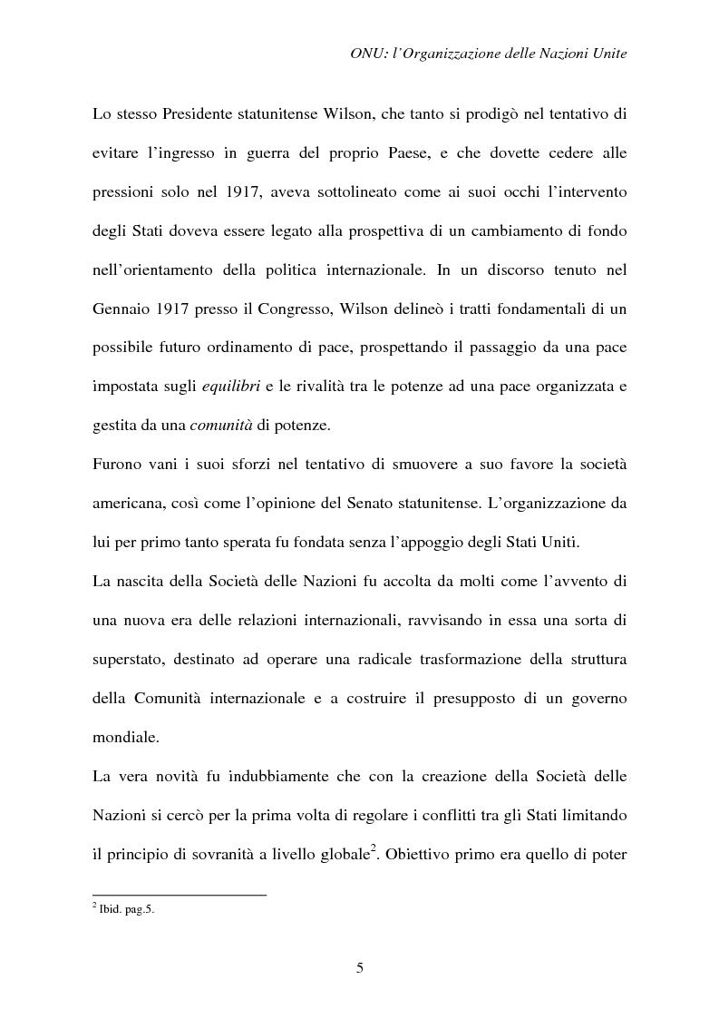 Anteprima della tesi: Svizzera e ONU: alla ricerca di una difficile neutralità, Pagina 11