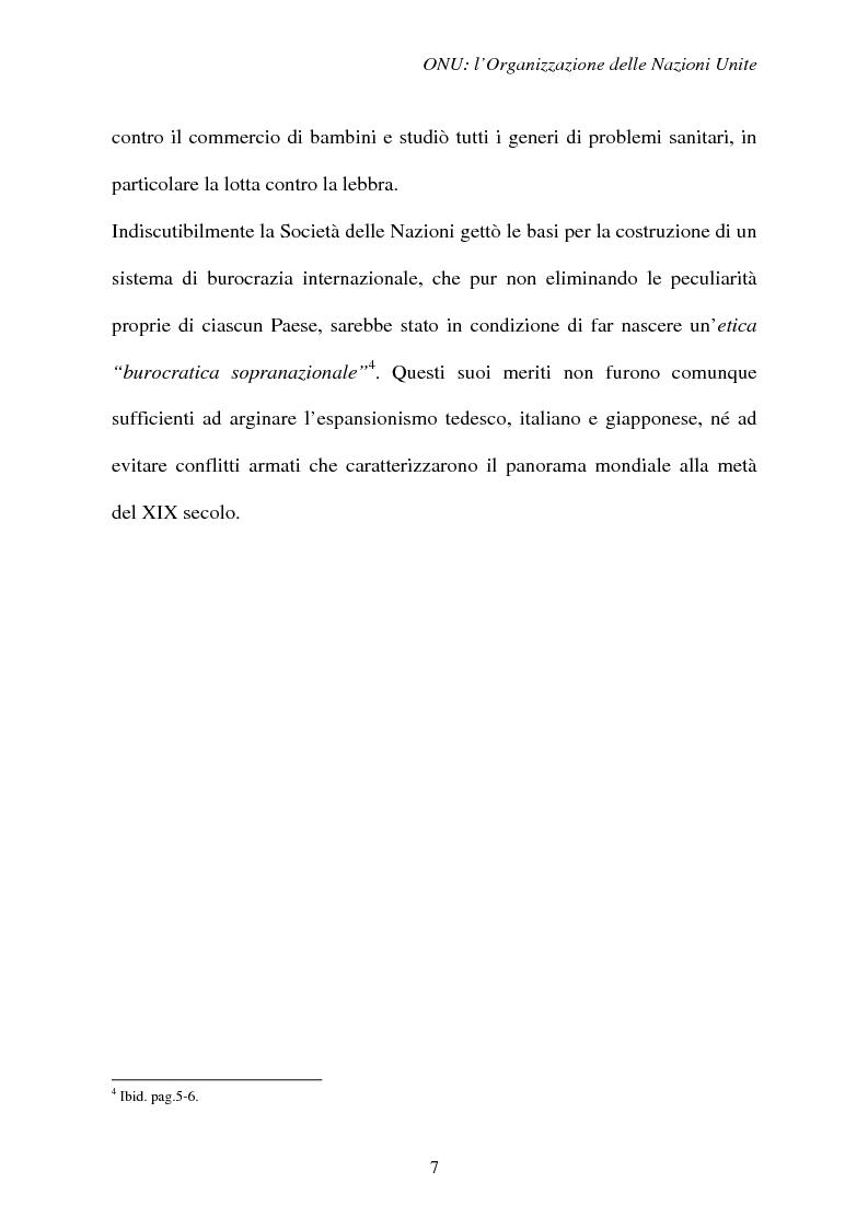 Anteprima della tesi: Svizzera e ONU: alla ricerca di una difficile neutralità, Pagina 13