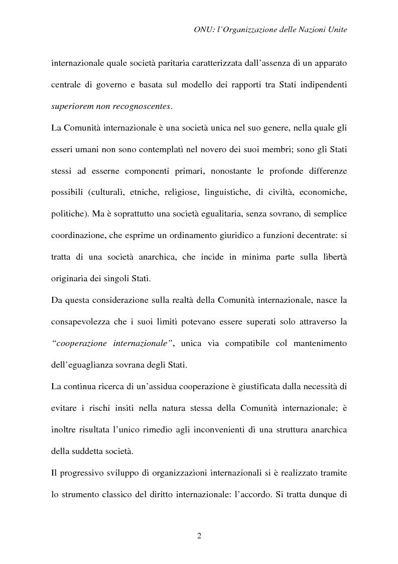 Anteprima della tesi: Svizzera e ONU: alla ricerca di una difficile neutralità, Pagina 8