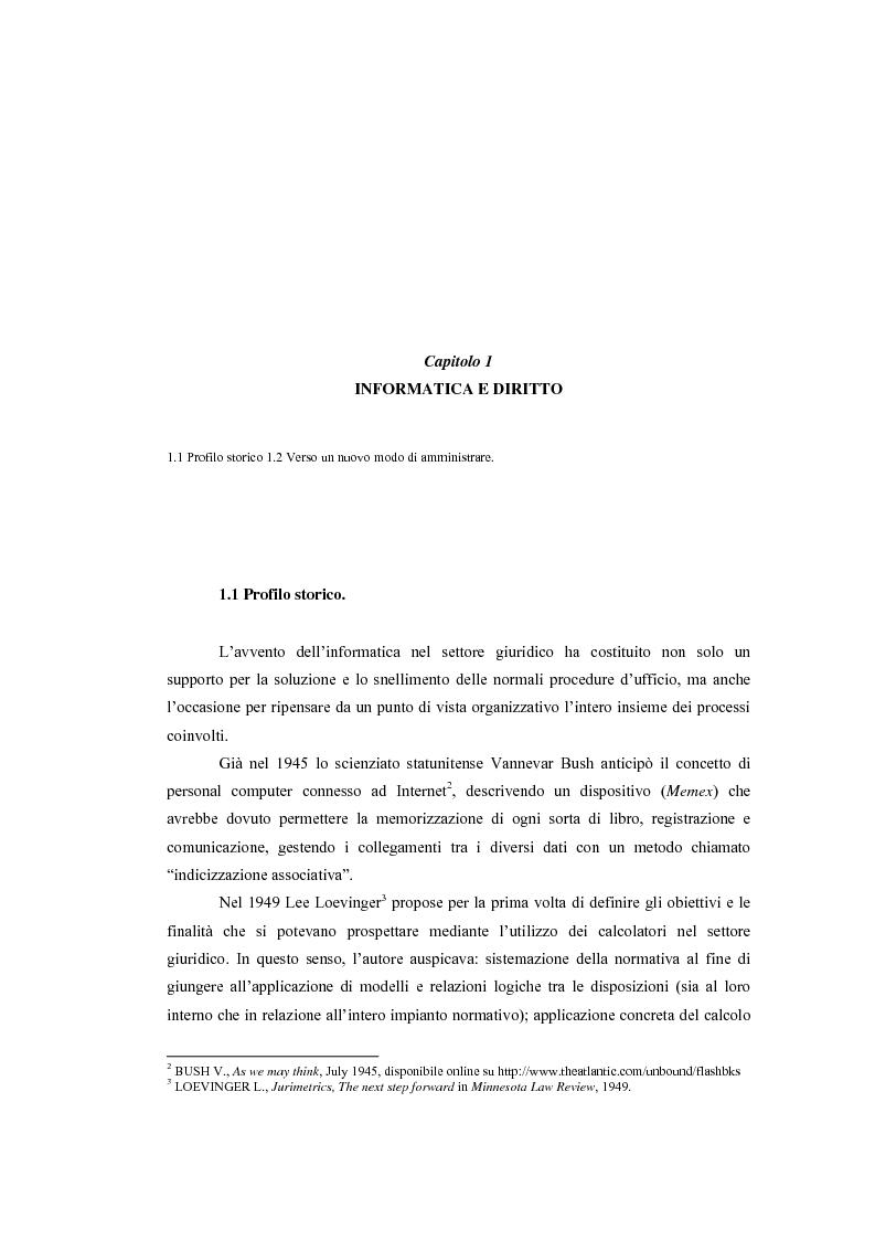 Anteprima della tesi: L'interfaccia digitale della Pubblica Amministrazione, Pagina 5