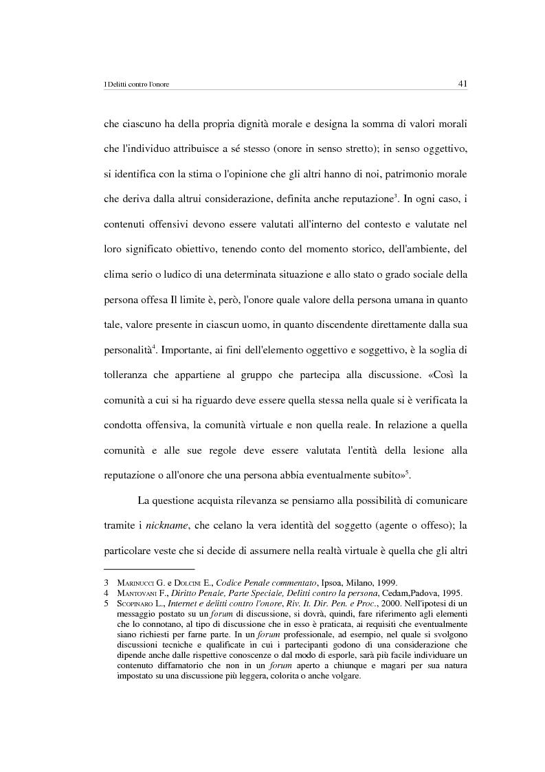 Anteprima della tesi: Forme di aggressione alla persona tramite strumenti telematici, Pagina 13