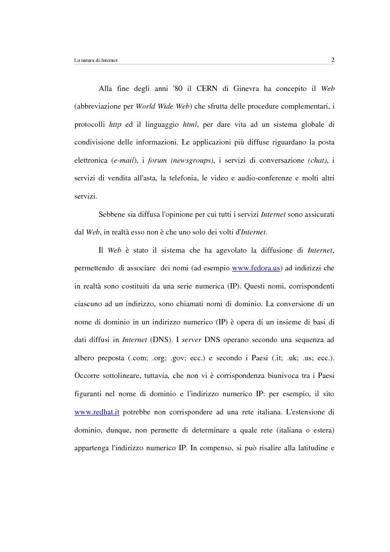 Anteprima della tesi: Forme di aggressione alla persona tramite strumenti telematici, Pagina 2