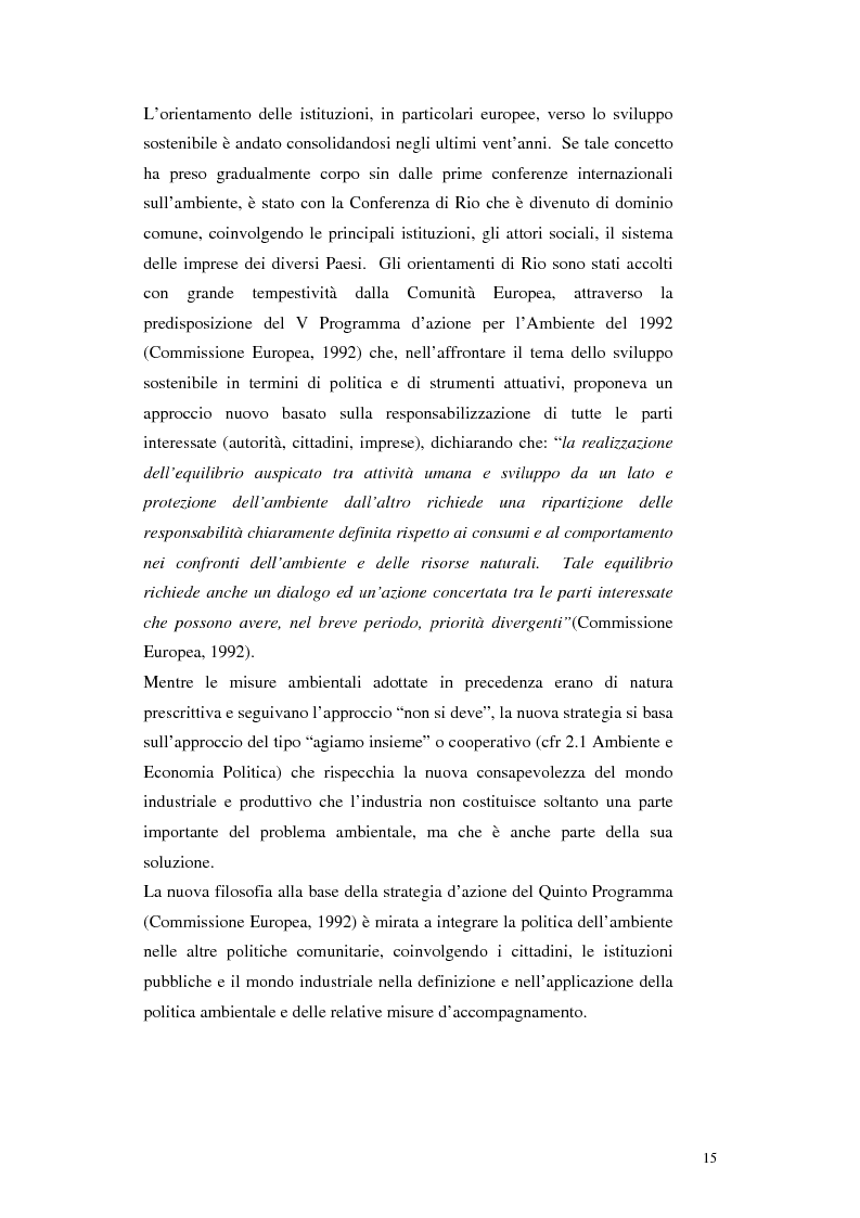 Anteprima della tesi: Strumenti di ecodesign per le piccole-medie imprese, Pagina 9