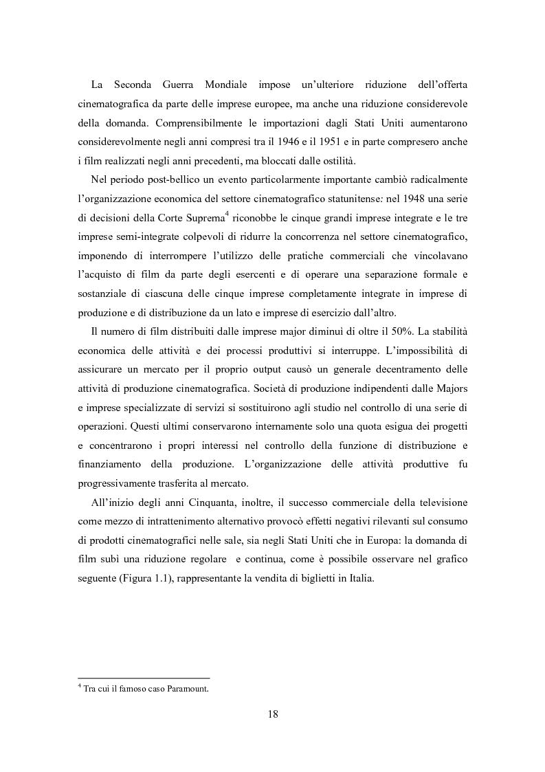 Anteprima della tesi: La distribuzione nell'industria cinematografica, Pagina 15