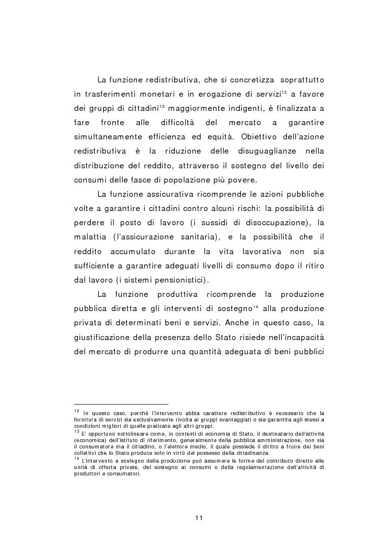 Anteprima della tesi: La raccolta di risorse nelle aziende non profit, Pagina 11