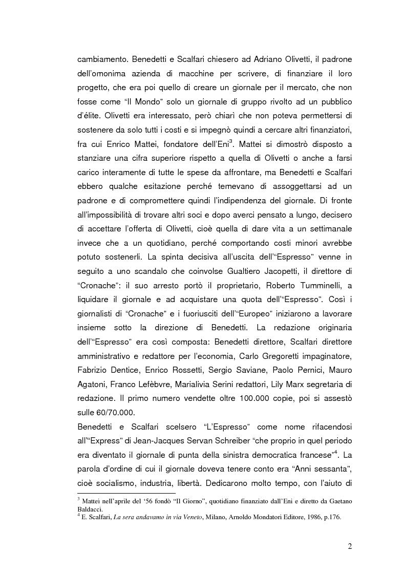 """Anteprima della tesi: Destalinizzazione e autonomia socialista nelle pagine de """"L'Espresso"""" (1956-1958), Pagina 2"""