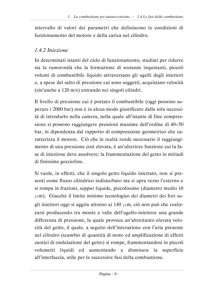 Anteprima della tesi: Progetto di un banco prova per sistemi di iniezione Diesel ad alta pressione, Pagina 10