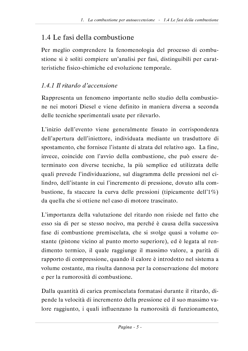 Anteprima della tesi: Progetto di un banco prova per sistemi di iniezione Diesel ad alta pressione, Pagina 7