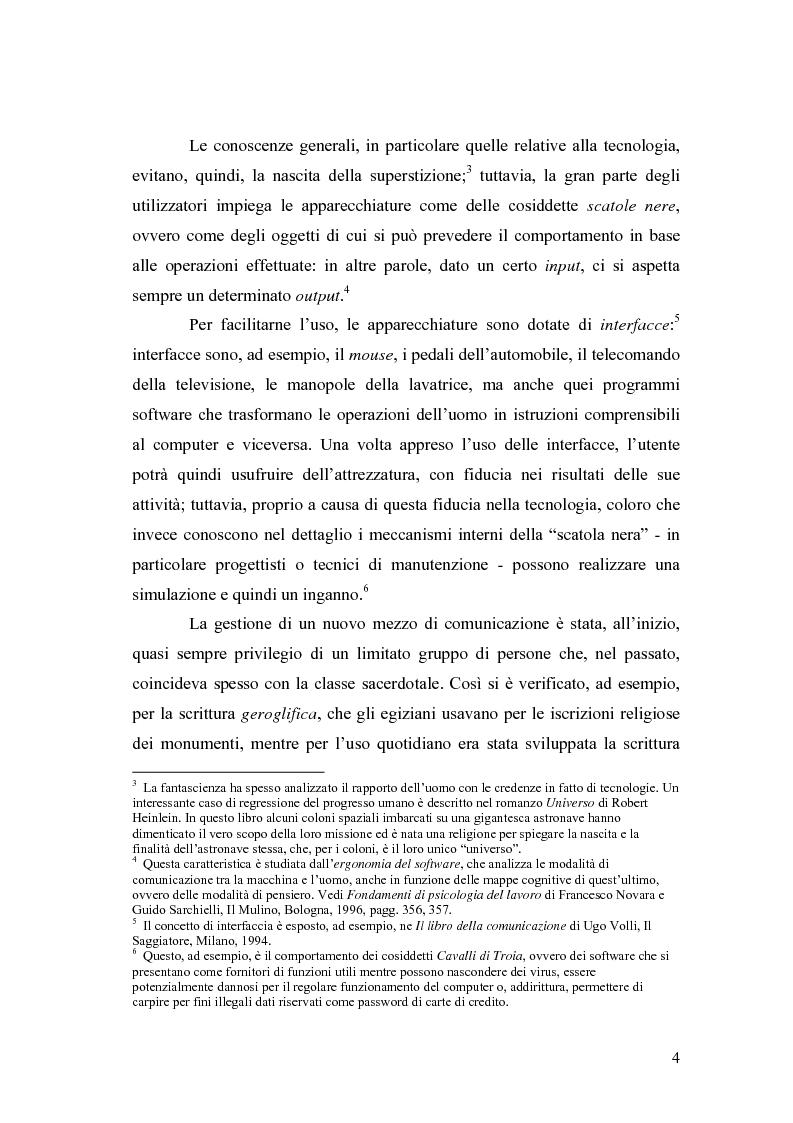 Anteprima della tesi: Cronaca e tecnologia Cinquant'anni di informazione televisiva in Italia, Pagina 2