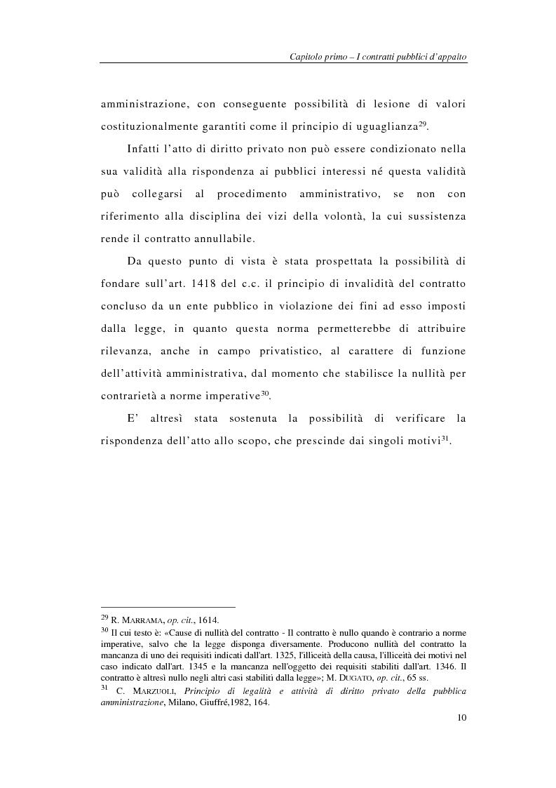 Anteprima della tesi: I sistemi integrati di gara negli appalti pubblici di forniture e servizi, Pagina 12