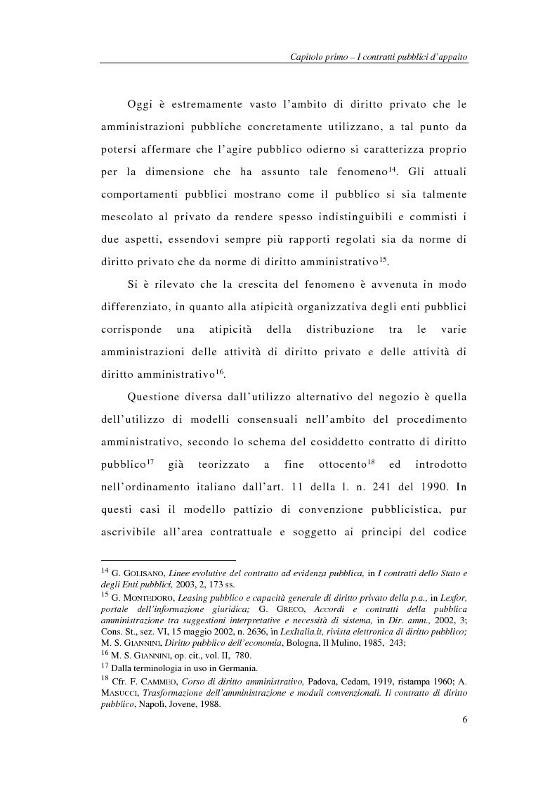 Anteprima della tesi: I sistemi integrati di gara negli appalti pubblici di forniture e servizi, Pagina 8