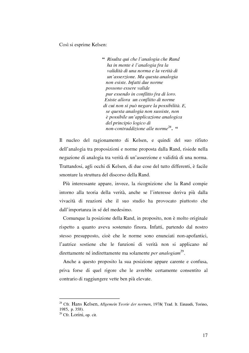Anteprima della tesi: Logice e norme. Per una logica deontica, Pagina 15