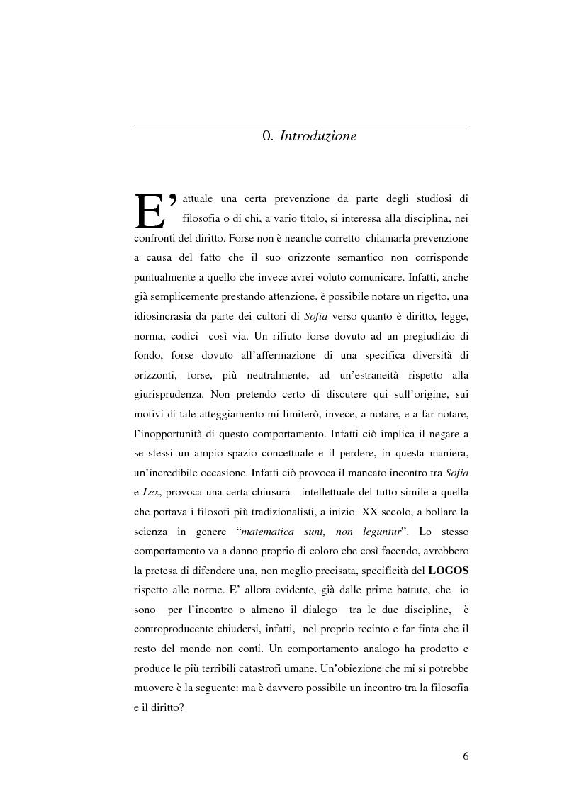 Anteprima della tesi: Logice e norme. Per una logica deontica, Pagina 4