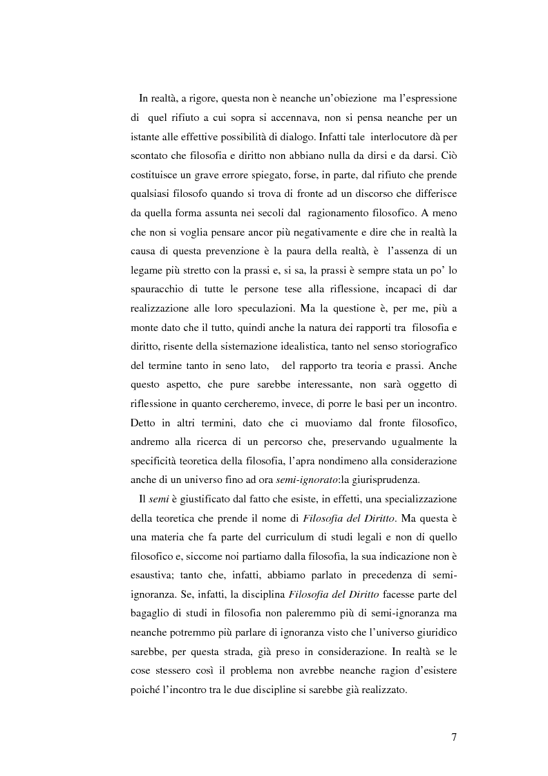 Anteprima della tesi: Logice e norme. Per una logica deontica, Pagina 5