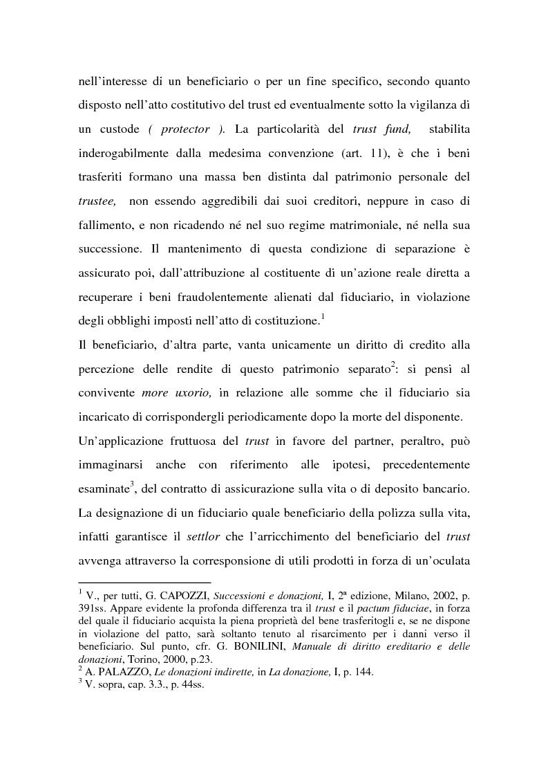 Anteprima della tesi: La tutela successoria del convivente more uxorio, Pagina 3