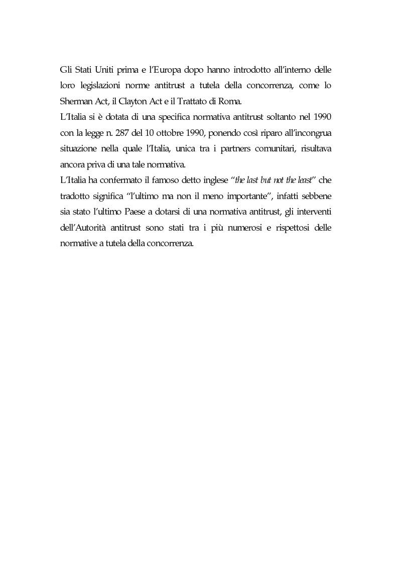 Anteprima della tesi: Il declino del Monopolio, Pagina 2