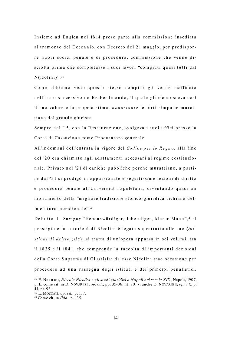 Anteprima della tesi: Il Codice delle Due Sicilie del 1819, Pagina 12