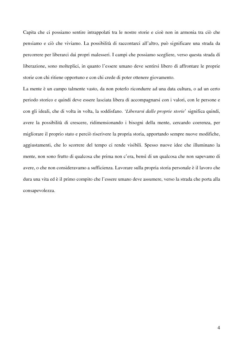 Anteprima della tesi: Storie che aiutano a crescere, Pagina 2