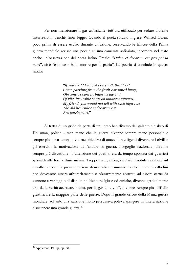 Anteprima della tesi: Rileggere la II Guerra Mondiale: Joseph Heller e Kurt Vonnegut, Pagina 14