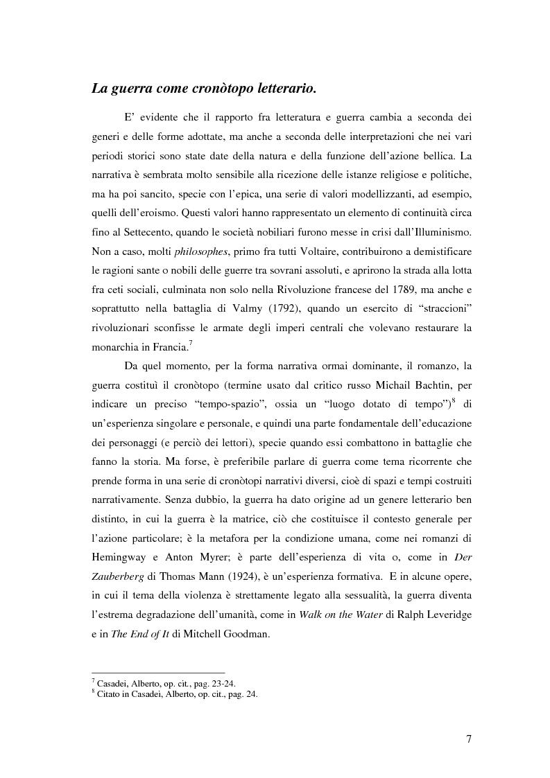 Anteprima della tesi: Rileggere la II Guerra Mondiale: Joseph Heller e Kurt Vonnegut, Pagina 4