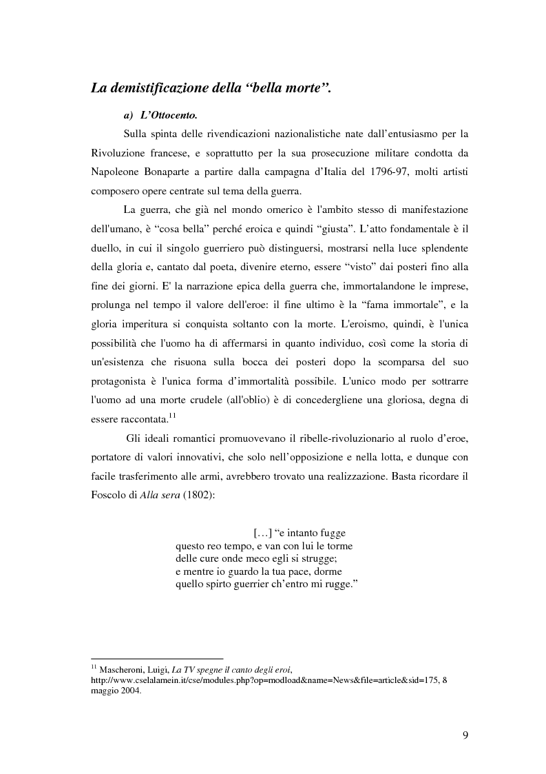 Anteprima della tesi: Rileggere la II Guerra Mondiale: Joseph Heller e Kurt Vonnegut, Pagina 6