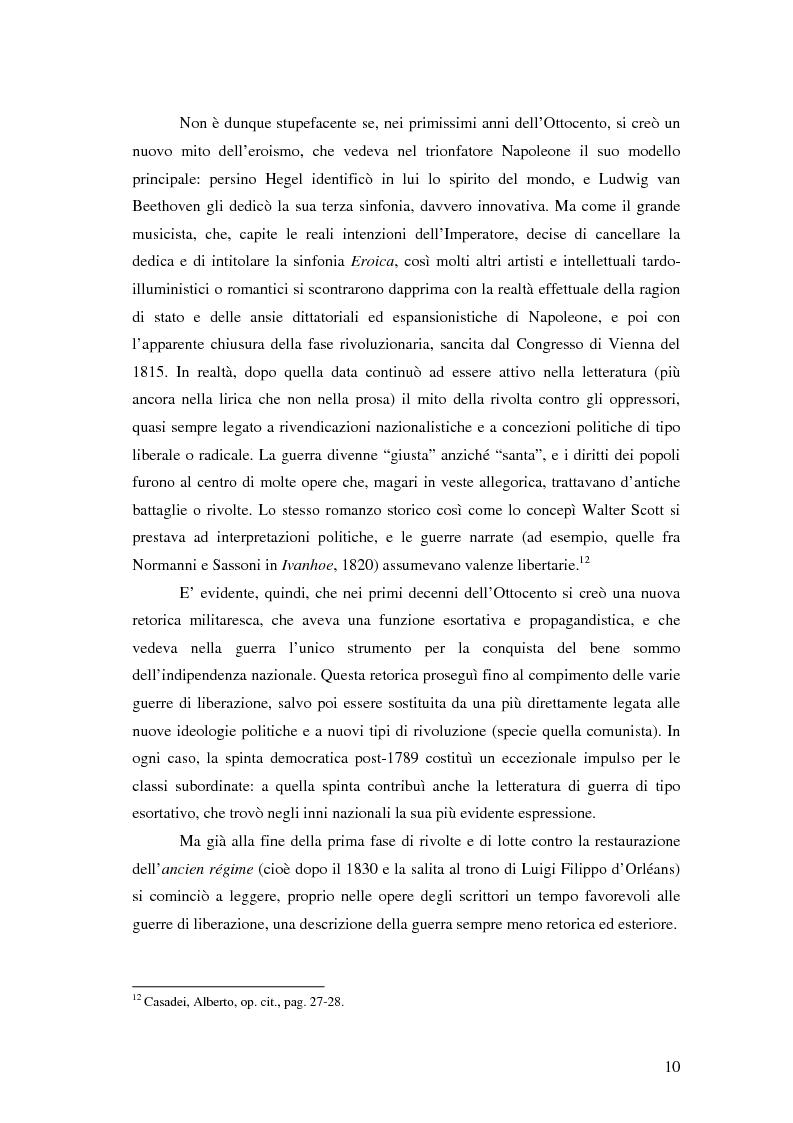 Anteprima della tesi: Rileggere la II Guerra Mondiale: Joseph Heller e Kurt Vonnegut, Pagina 7