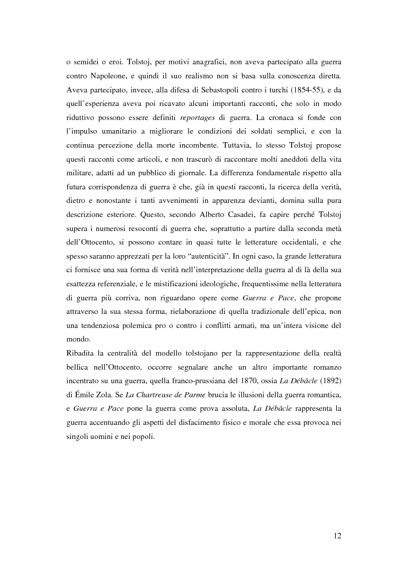 Anteprima della tesi: Rileggere la II Guerra Mondiale: Joseph Heller e Kurt Vonnegut, Pagina 9