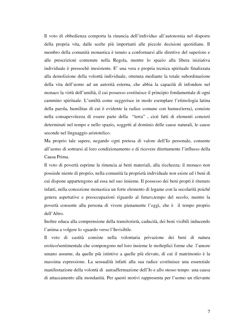 Anteprima della tesi: Ordinamenti religiosi combattenti: Templari e Samurai, Pagina 4