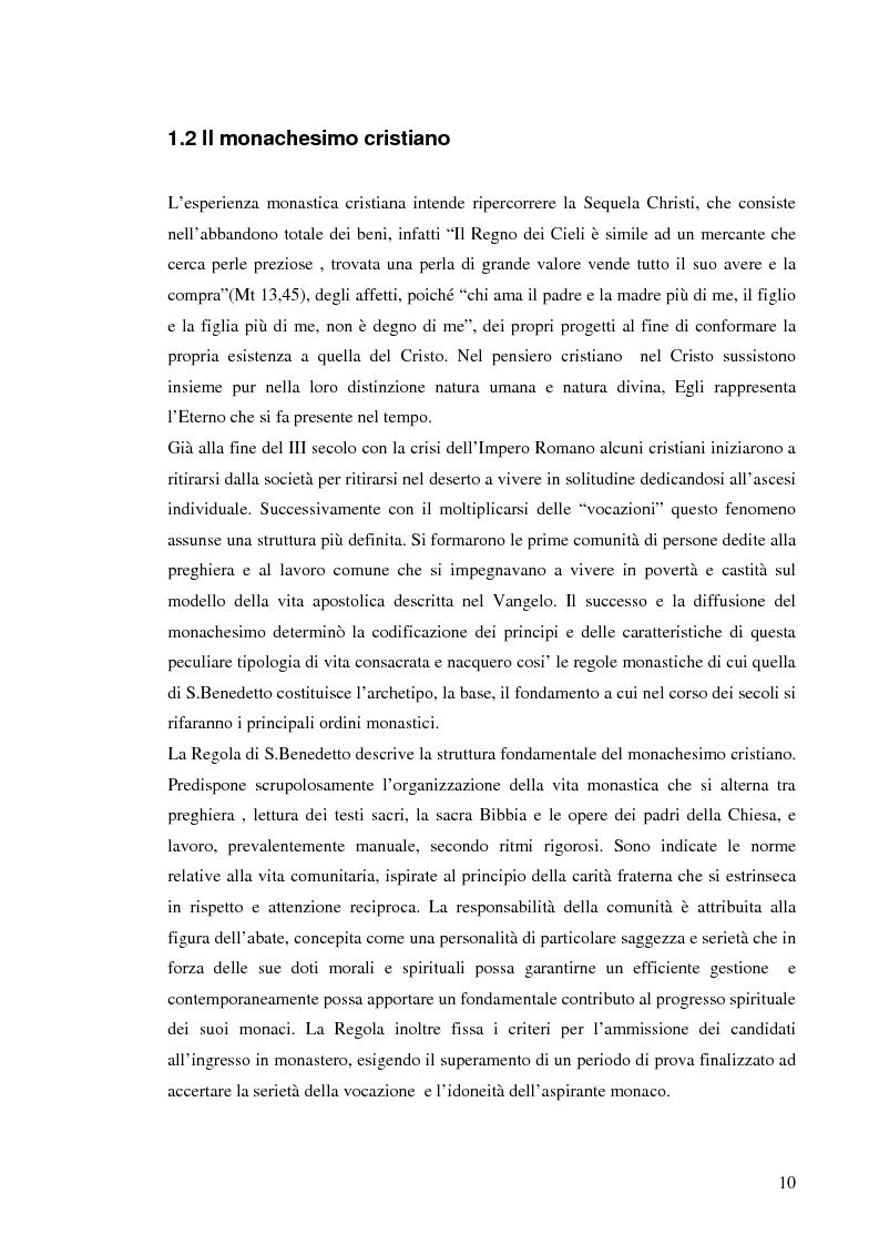 Anteprima della tesi: Ordinamenti religiosi combattenti: Templari e Samurai, Pagina 7