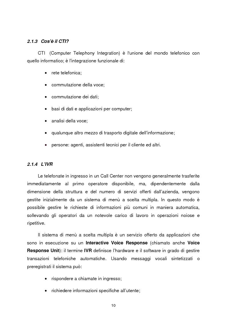 Anteprima della tesi: Chiamata attivata da richiesta vocale, Pagina 5