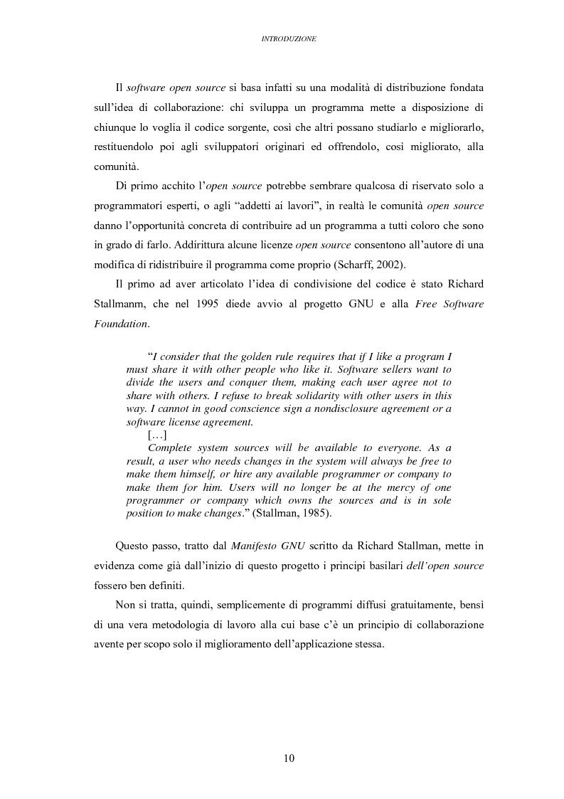 Anteprima della tesi: La valutazione delle piattaforme tecnologiche per l'eLearning: uno sguardo al mondo open source, Pagina 5