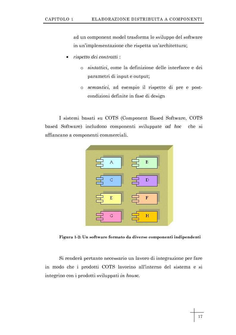 """Anteprima della tesi: Sviluppo dei Data Mart """"Costo Attività"""" e """"Risorse Strumentali"""" nell'ambito del sistema CIPEL, Pagina 10"""