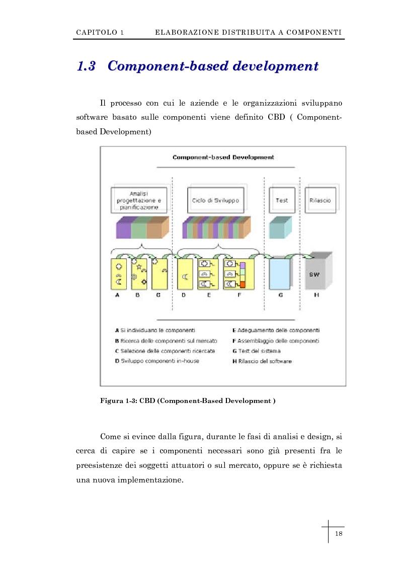 """Anteprima della tesi: Sviluppo dei Data Mart """"Costo Attività"""" e """"Risorse Strumentali"""" nell'ambito del sistema CIPEL, Pagina 11"""