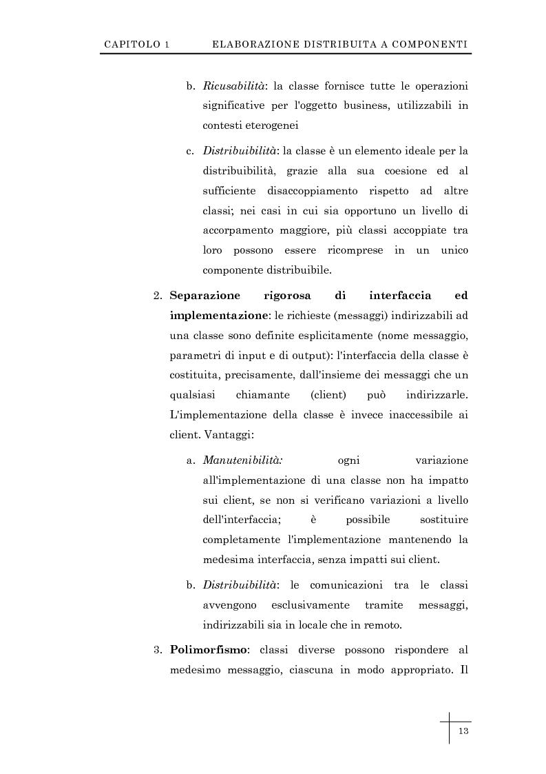 """Anteprima della tesi: Sviluppo dei Data Mart """"Costo Attività"""" e """"Risorse Strumentali"""" nell'ambito del sistema CIPEL, Pagina 6"""
