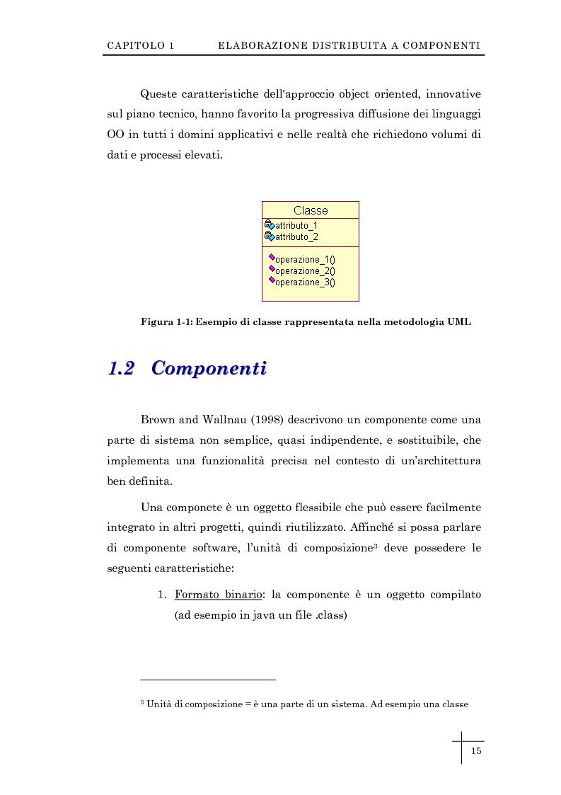 """Anteprima della tesi: Sviluppo dei Data Mart """"Costo Attività"""" e """"Risorse Strumentali"""" nell'ambito del sistema CIPEL, Pagina 8"""