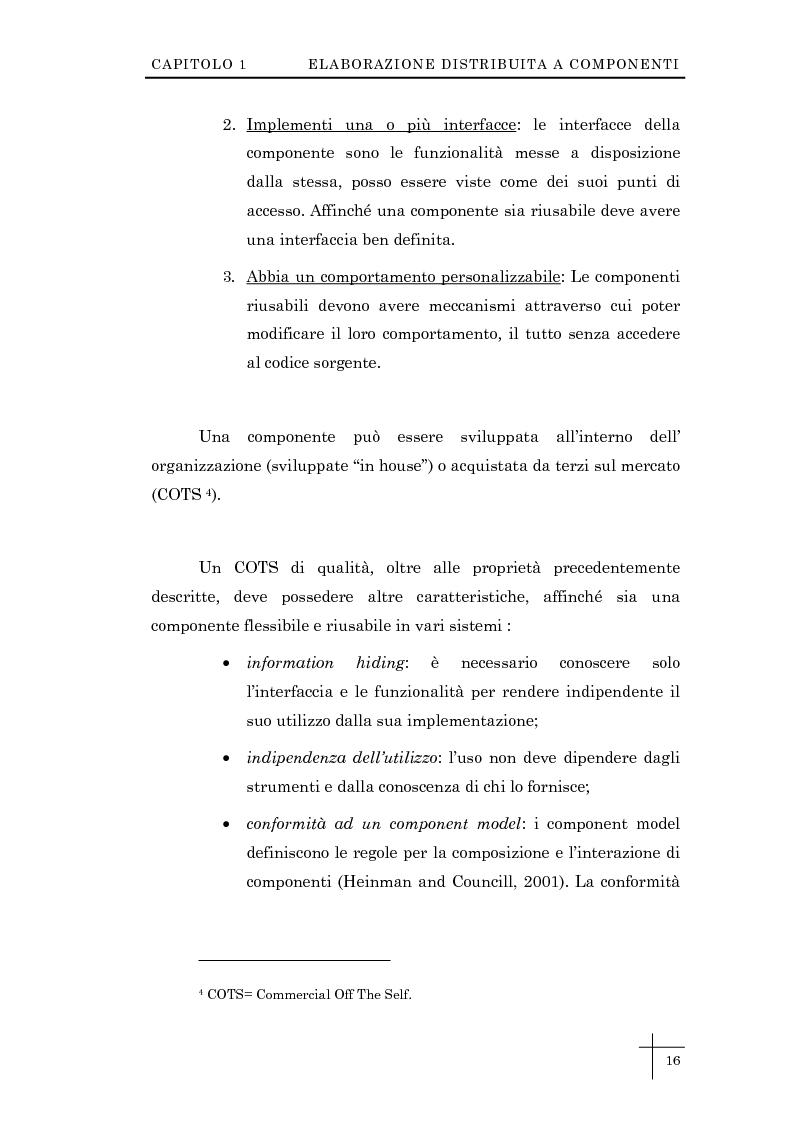 """Anteprima della tesi: Sviluppo dei Data Mart """"Costo Attività"""" e """"Risorse Strumentali"""" nell'ambito del sistema CIPEL, Pagina 9"""