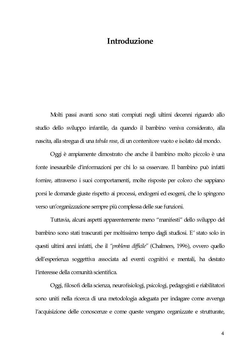 Il gioco interattivo e l'intersoggettivit� nelle prime fasi di sviluppo dl bambino: significati ed ipotesi per l'esperie...