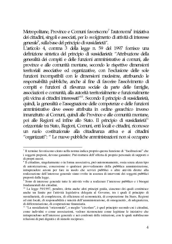Anteprima della tesi: Il marketing e la comunicazione nella pubblica amministrazione che cambia. Il caso dei Servizi per l'Impiego, Pagina 4
