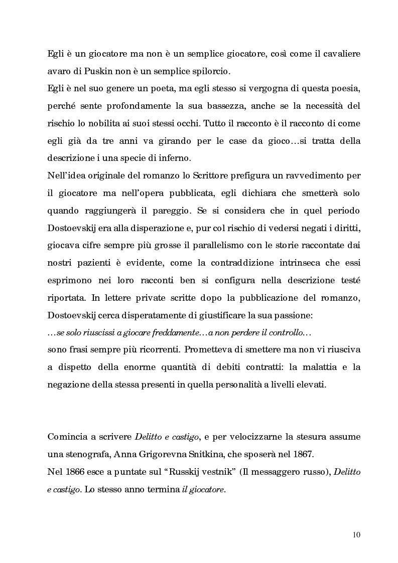 Anteprima della tesi: La patologia del gioco d'azzardo nell'età moderna. L'informazione come cura, Pagina 10