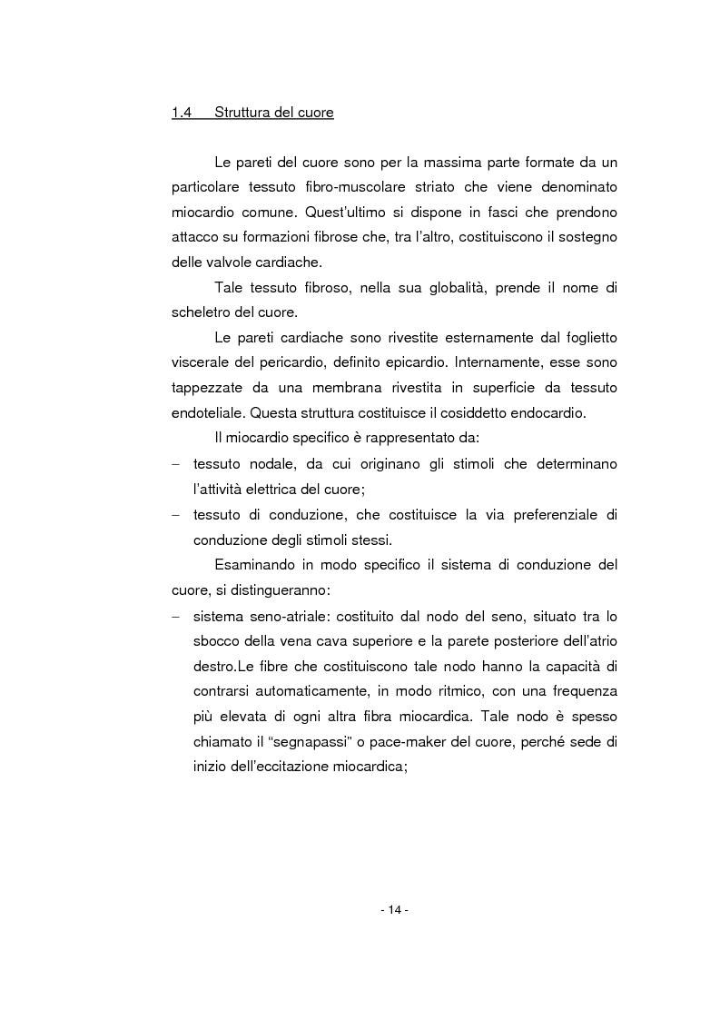 Anteprima della tesi: L'infermiere nella gestione dell'arresto cardiocircolatorio e nella successiva diagnostica cardiovascolare ambulatoriale, Pagina 10