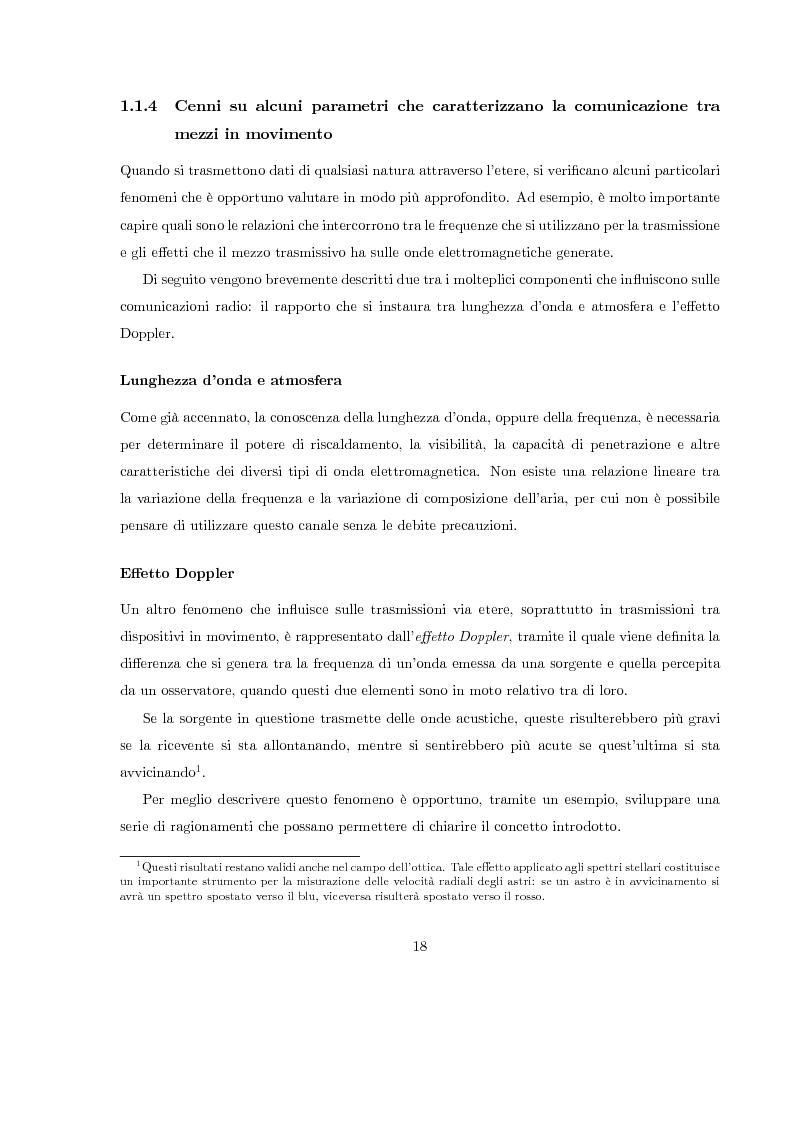 Anteprima della tesi: Misura del rapporto segnale/interferenza co-canale nei sistemi di telefonia cellulare, Pagina 9
