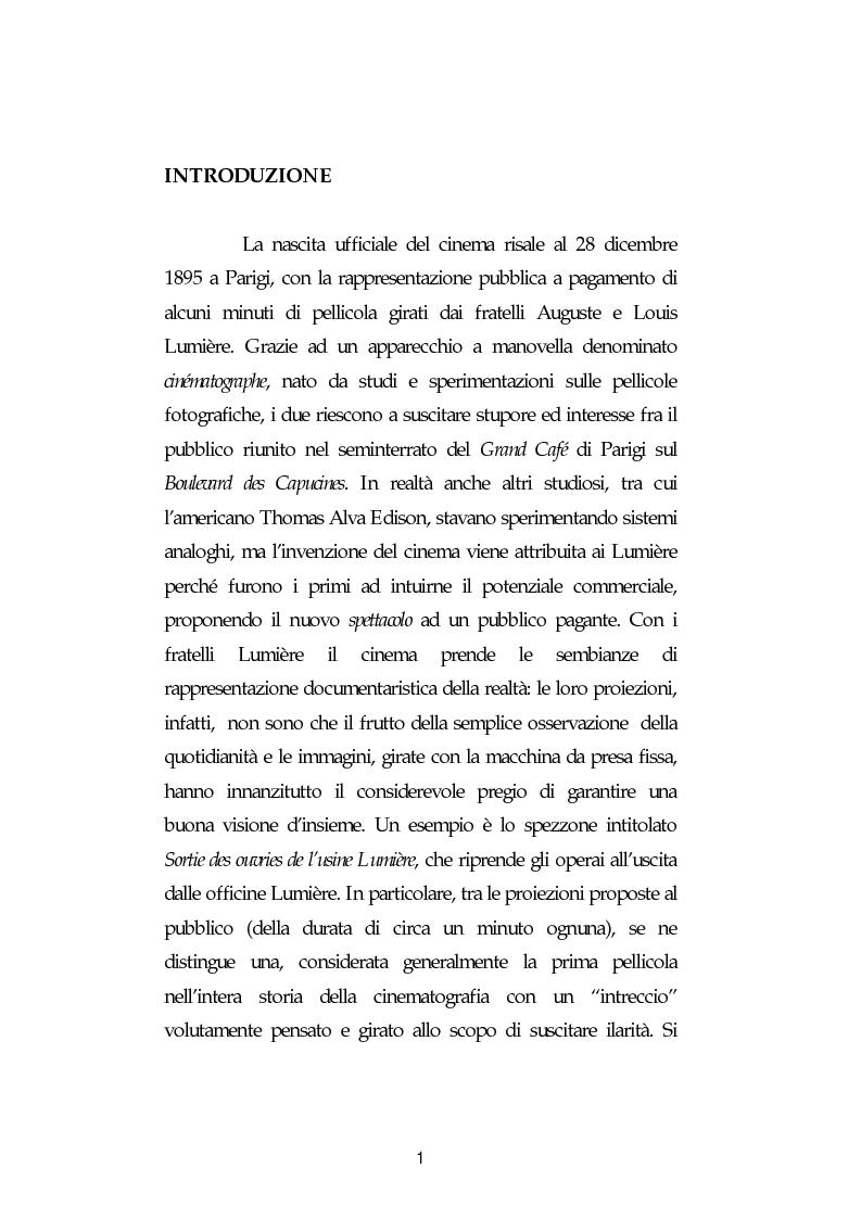 Anteprima della tesi: La metamorfosi di Frankenstein. Adattamenti e trasposizioni dal romanzo di Mary Shelley., Pagina 1