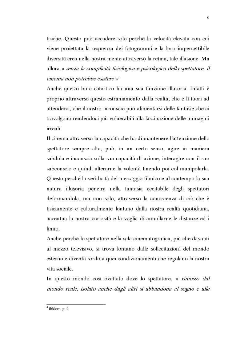 Anteprima della tesi: Madama Anastasia. La censura e il cinema, Pagina 4